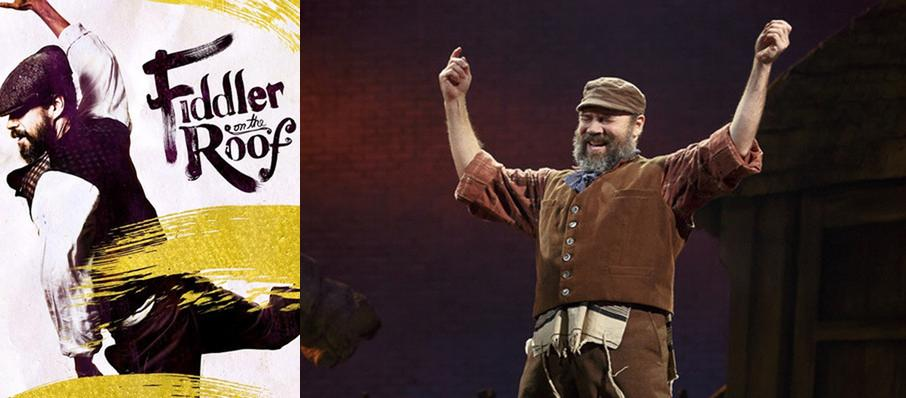 Fiddler on the Roof at Rudder Auditorium