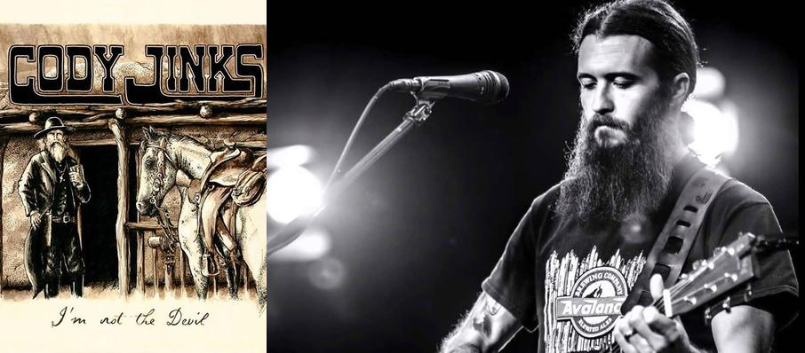 Cody Jinks at Wolf Pen Creek Amphitheatre